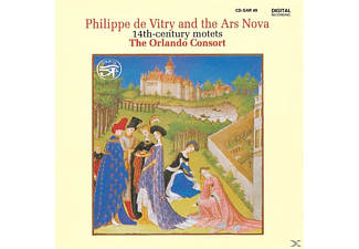 Orlando Consort - 14th Century Motets - (CD)
