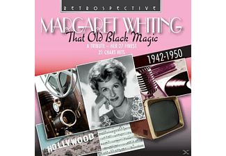 Margaret Whiting - That Old Black Magic-Her 27 Fin - (CD)