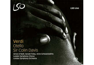 O'neill, Davis, London So & Chorus, Davis/O'Neill/London SO & Chorus - Otello (GA) - (SACD Hybrid)