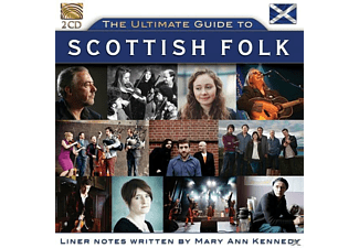 VARIOUS - The Ultimate Guide To Scottish Folk - (CD)