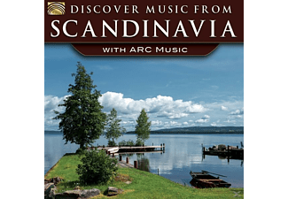 VARIOUS - Discover Music From Scandinavia-With Arc Music - (CD)