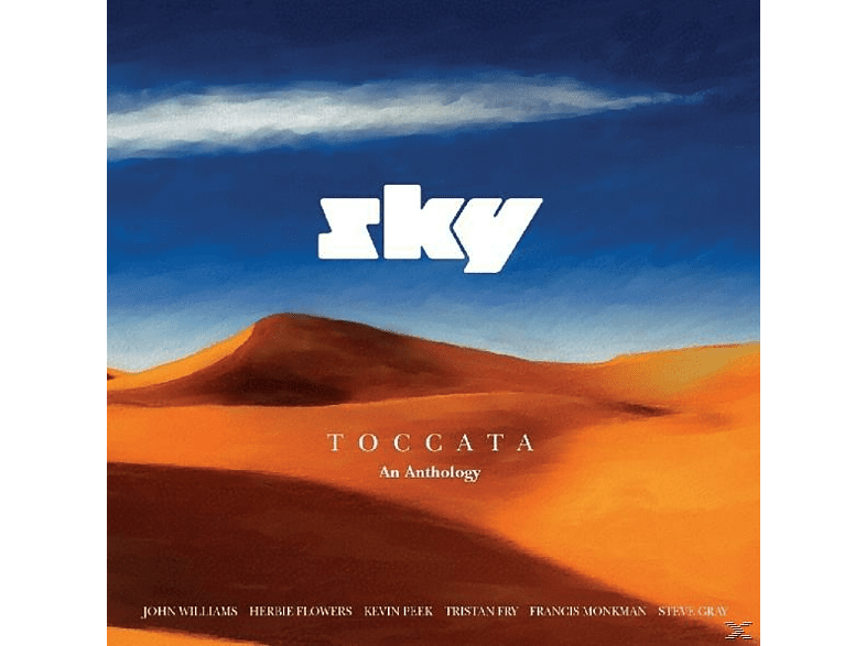 The S.k.y. - Toccata-An Anthology [CD + DVD Video]