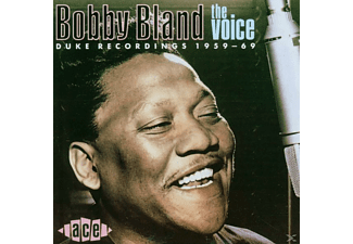 Bobby Blue Bland - VOICE - (CD)