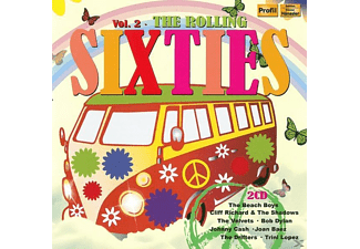 VARIOUS - The Rolling Sixties Vol.2 - (CD)