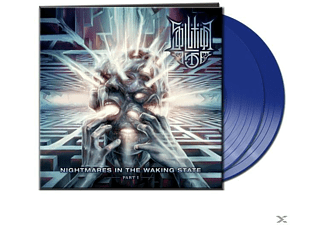 Solution 45 - Nightmares In The Waking State-Part 1 (Gtf.Blue - (Vinyl)
