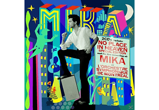 Mika - No Place In Heaven (Repack) - (CD)