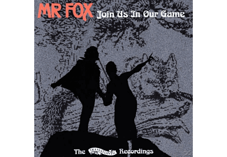 MR.FOX - Join Us In Our Game - (CD)