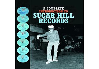 VARIOUS - A Complete Introduction To Sugar Hill Records - (CD)