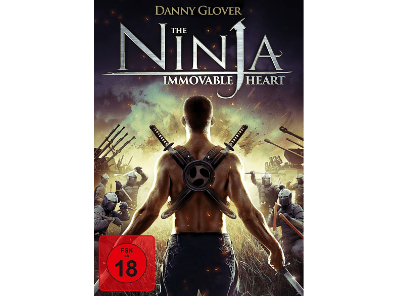 The Ninja - Immovable Heart [DVD]