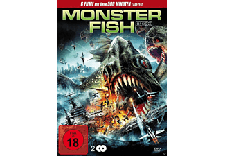 Monster Fish Box - (DVD)