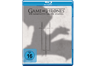 Game Of Thrones - Staffel 3 - (Blu-ray)