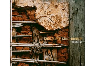 Chocolate Com Laranja - Texturas - (CD)