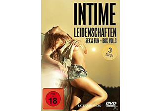 Intime Leidenschaften-Sex & Fun Box Vol.3 - (DVD)
