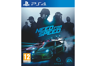 Need For Speed FR/NL PS4