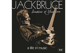 Jack Bruce - Sunshine Of Your Love - A Life In Music (CD)