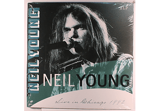 Neil Young - Live in Chicago 1992 (Vinyl LP (nagylemez))