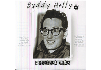 Buddy Holly - Greatest Hits (Vinyl LP (nagylemez))