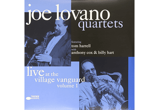 Joe Lovano Quartet - At The Village Vanguard (Rem.Ltd.Edt.+Dl-Code) [LP + Download]
