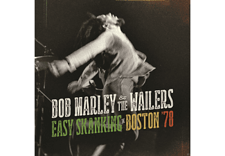 Bob Marley, The Wailers - Easy Skanking In Boston '78 - (Vinyl)