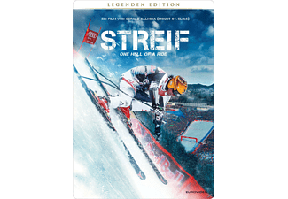 Streif (Steel-Edition +DVD+Soundtrack+Bonus-DVD) - (Blu-ray)