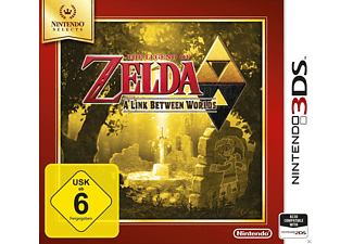 The Legend of Zelda: A Link Between Worlds (Nintendo Selects) - Nintendo 3DS