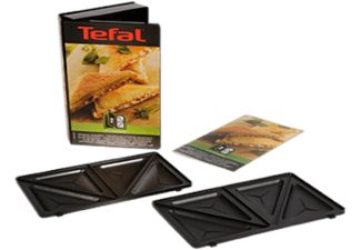 TEFAL XA8002 Snack Collection Tostiplaten