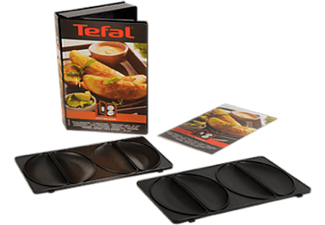TEFAL XA8008 Snack Collection Gevuldewafelplaten