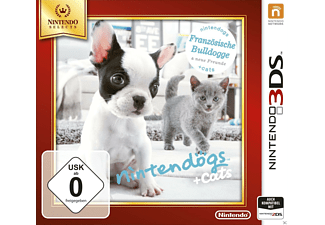 Nintendogs Bulldog + New Friends (Nintendo Selects) - Nintendo 3DS
