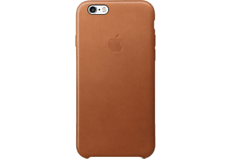 APPLE Coque en cuir iPhone 6s Havane (MKXT2ZM/A)