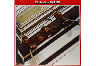 "The Beatles - 1962-1966 ""red""  (Remastered 2 Lp) - (Vinyl)"