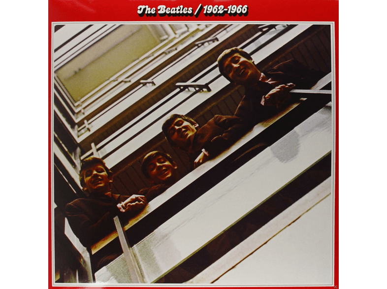 """The Beatles - 1962-1966 """"red""""  (Remastered 2 Lp) [Vinyl]"""