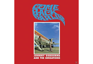 Osbourne, Johnny / Sensations, The - Come Back Darling [Vinyl]