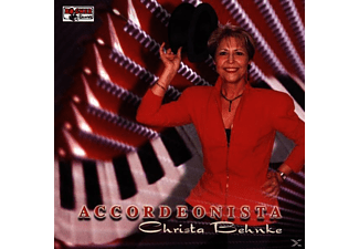 Christa Behnke - Accordeonista - (CD)