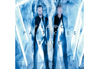 Piano Particies - Blue - (CD)