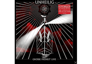 Unheilig - Grosse Freiheit Live (Ltd.Deluxe Edt.) - (DVD + CD)