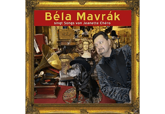 Mavrak Bela - Music Is All For Me - (CD)