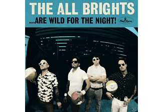 All Brights - ...Are Wild For The Night - (CD)
