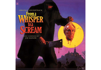 Jim Manzie - From A Whisper To A Scream - (Vinyl)