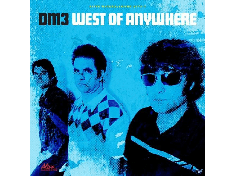 Dm3 - West Of Anywhere [CD]