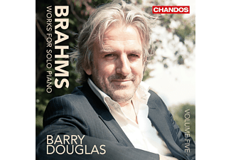Douglas Barry - Klavierwerke Vol.5 - (CD)