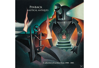 Pinback - Nautical Antiques - (CD)