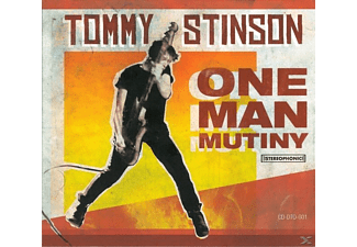 Tommy Stinson - One Man Mutiny [CD]