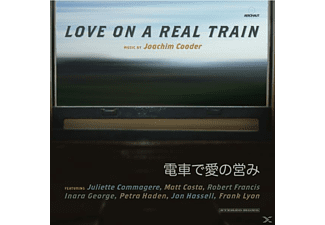 Love On A Real Train - Love On A Real Train - (CD)