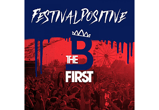 B the First - Festivalpositive (CD)