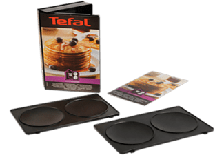 TEFAL XA8010 Snack Collection Pannenkoekenplaten