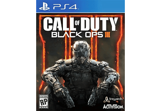 PS4 Call of Duty: Black Ops 3
