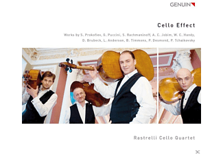 Rastrelli Cello Quartet - Cello Effect - (CD)