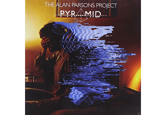 The Alan Parsons Project - PYRAMID - (CD)