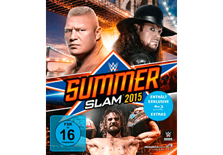 WWE Summerslam 2015 - (Blu-ray)