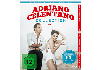 Adriano Celentano - Collection Vol. 1 - (Blu-ray)